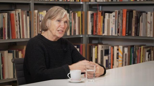 Interview: Inge Mahn - Galerie Max Hetzler