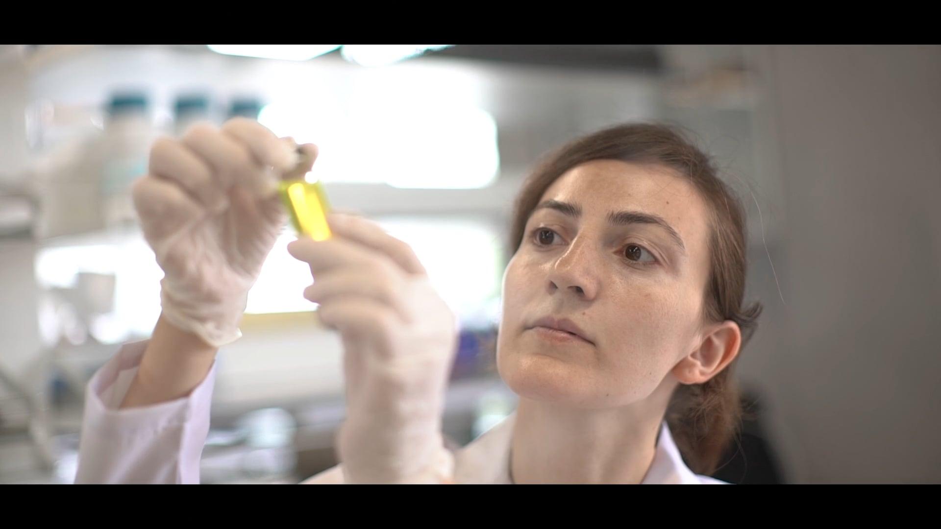 L'Oréal - UNESCO // Bilim Kadınları İçin Programı 2018 Bursiyeri - Dr. Öğr. Görevlisi Sündüs Erbaş Çakmak