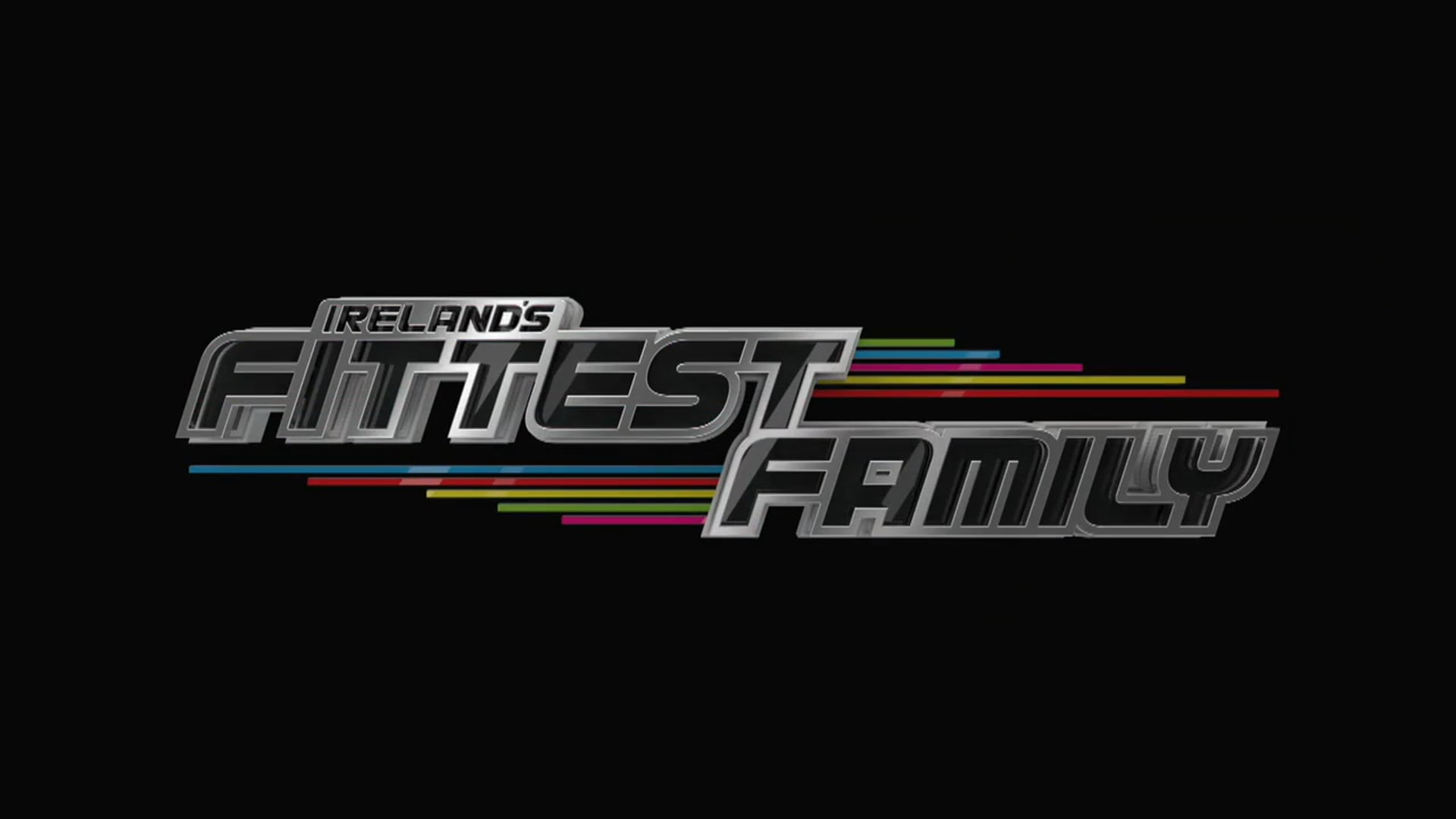 Ireland's Fittest Family 5