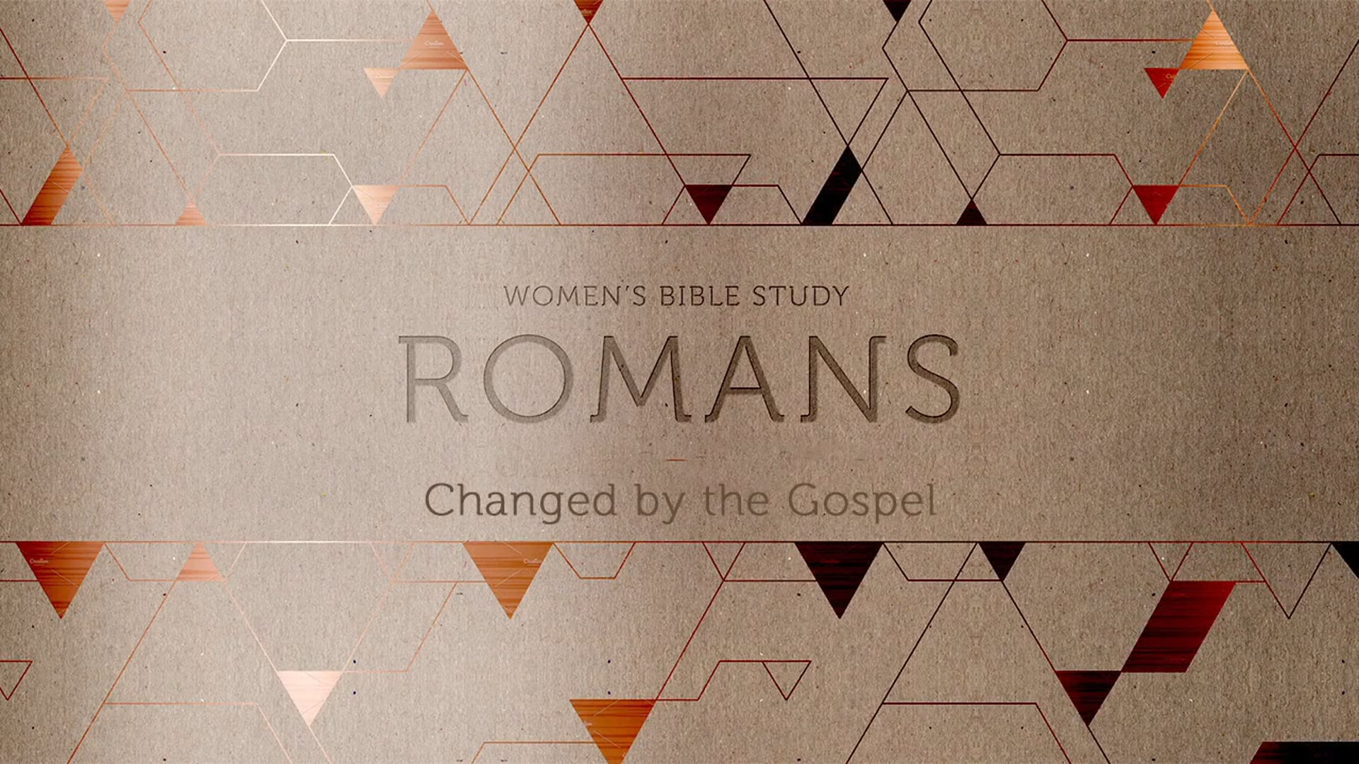 Week 3: Change How You Battle (Romans 7)