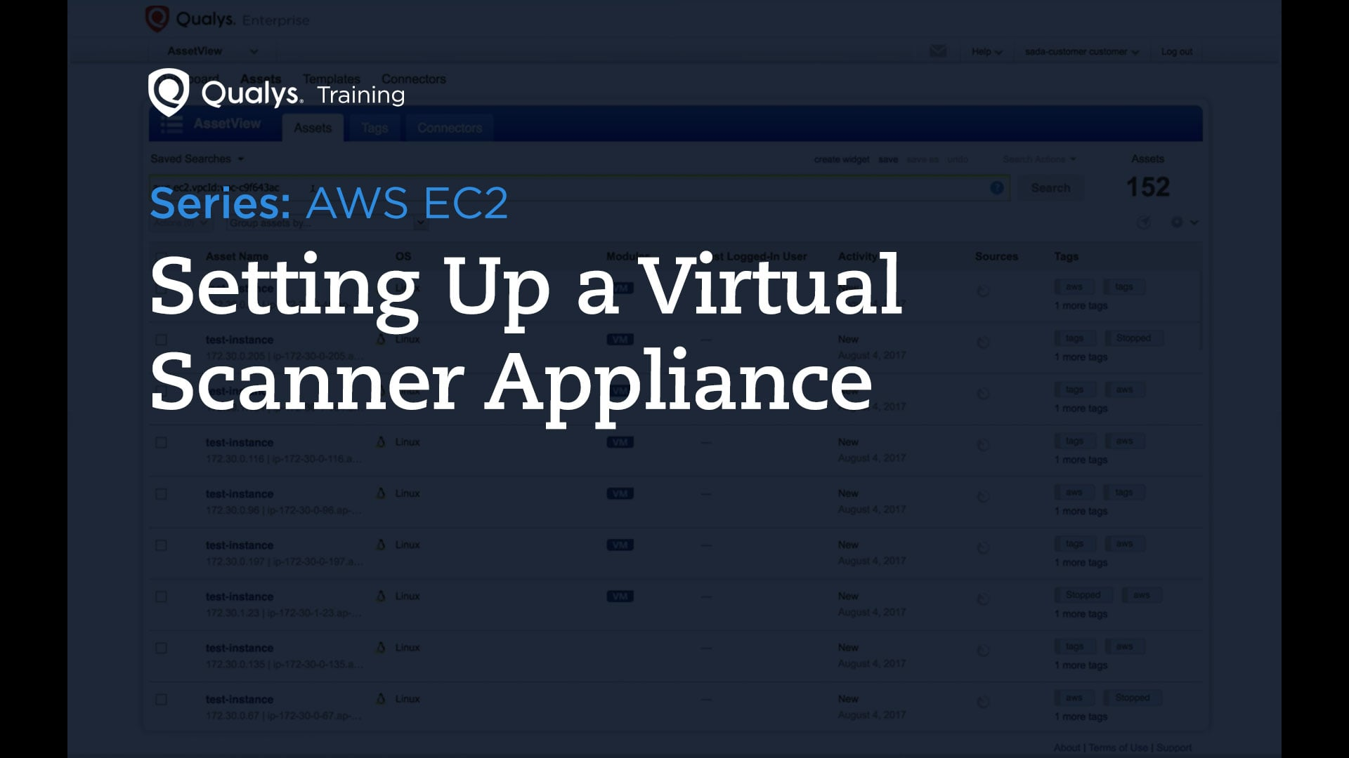 Setting Up a Virtual Scanner Appliance