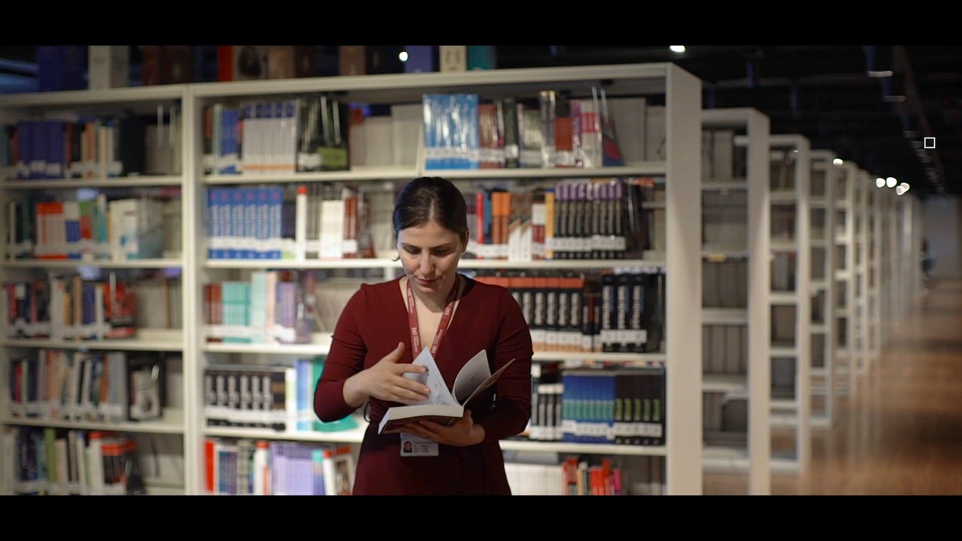 L'Oréal - UNESCO // Bilim Kadınları İçin Programı 2018 Bursiyeri - Dr. Öğr. Görevlisi Selvi Durmuş Erim