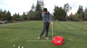 Impact Bag - Outside Lead Foot