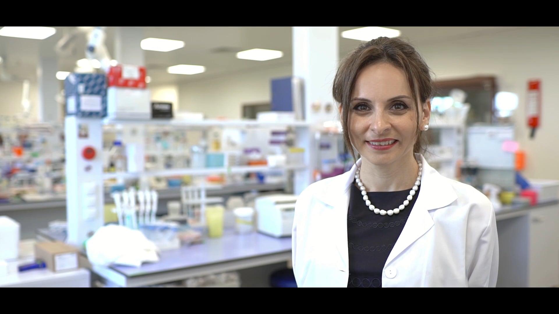 L'Oréal - UNESCO // Bilim Kadınları İçin Projesi 2018 Bursiyeri - Doç Dr. Ceydan Açılan Ayhan