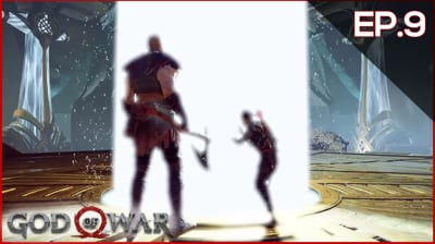 We Finally FIND THE LIGHT OF ALFHEIM! - God Of War EP.9