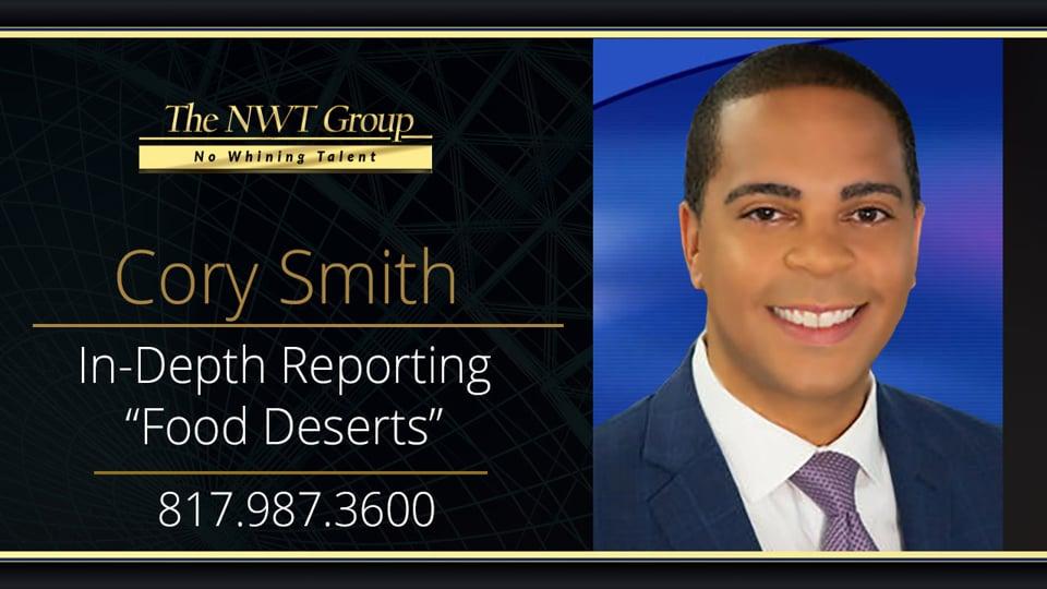"""In-Depth Reporting """"Food Deserts"""""""