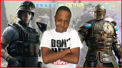 For Honor & Rainbow Six Gameplay w/ Trent!