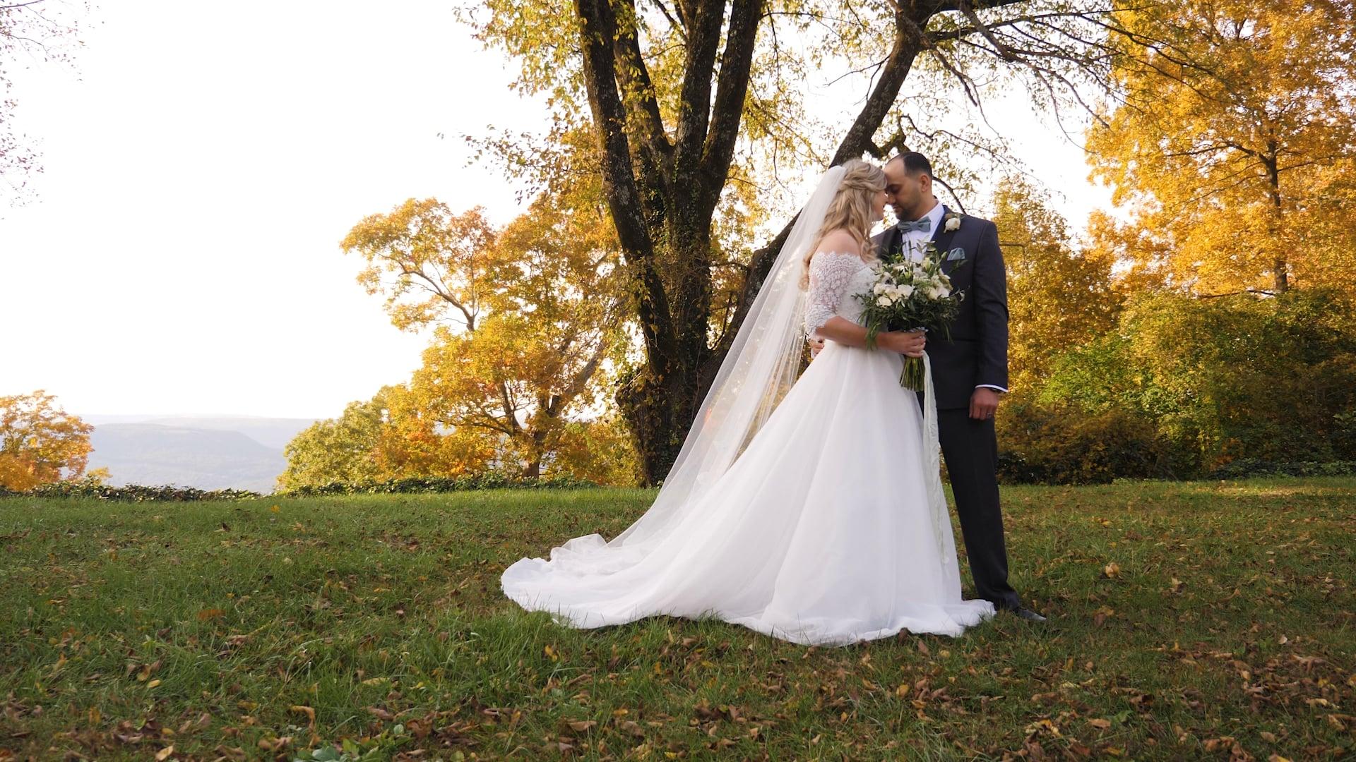Martin & Laura Wedding Highlight   The Peyton, Chattanooga, TN