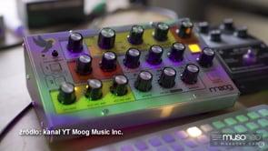 Nowy syntezator Mooga