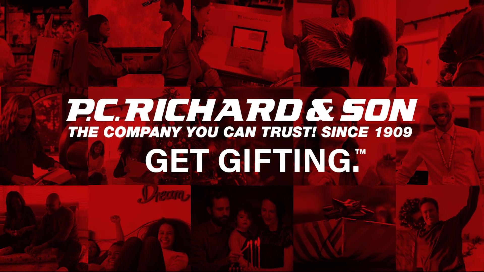 PC Richard & Sons - Get Gifting :30