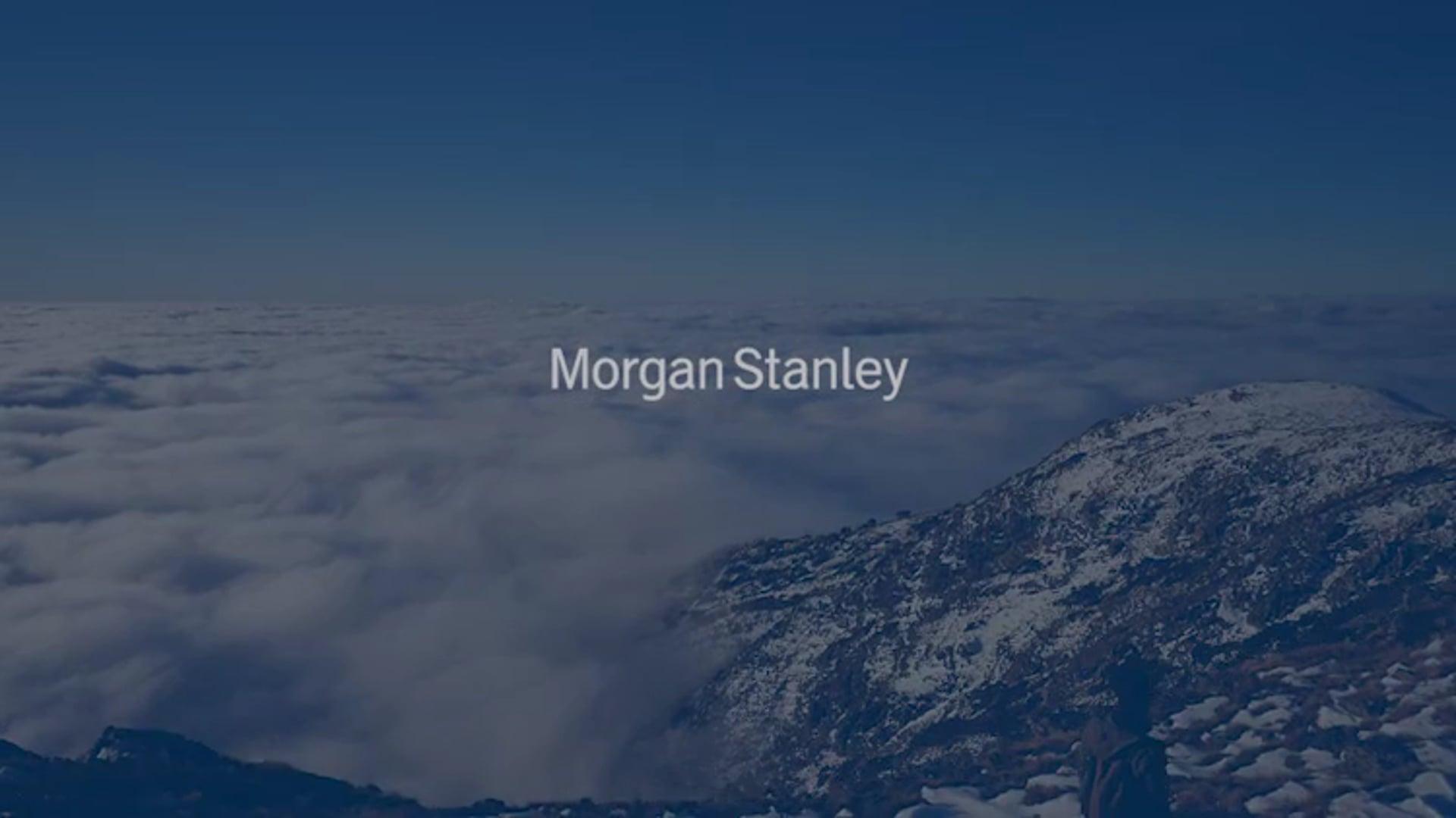 Morgan Stanley Corporate Video