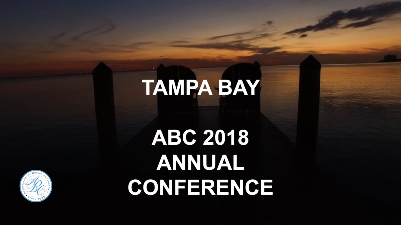 ABC 2018 Annual Conference World of Weddings - Association of Bridal Consultants