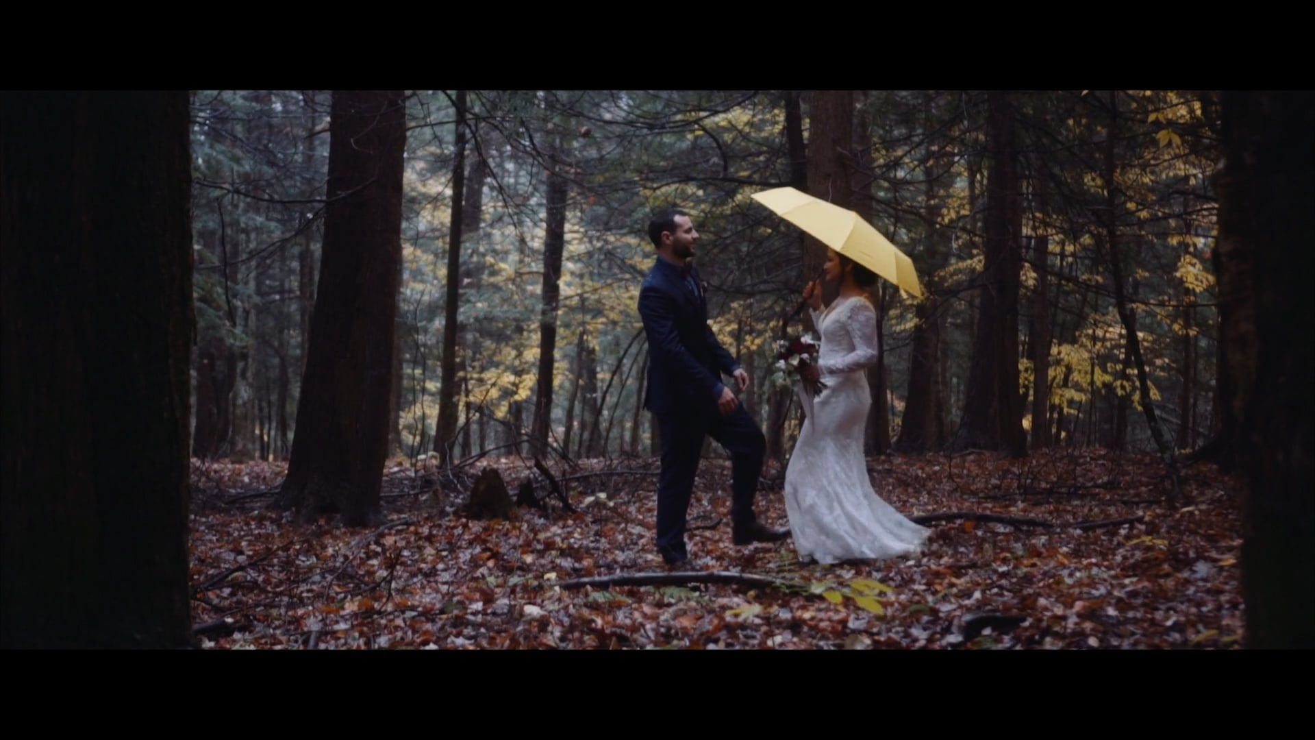 Saasha + Brendon, Wedding Film