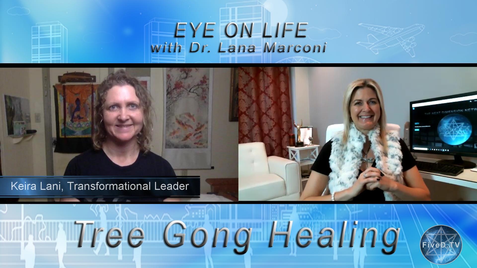 Eye On Life: Tree Gong Healing