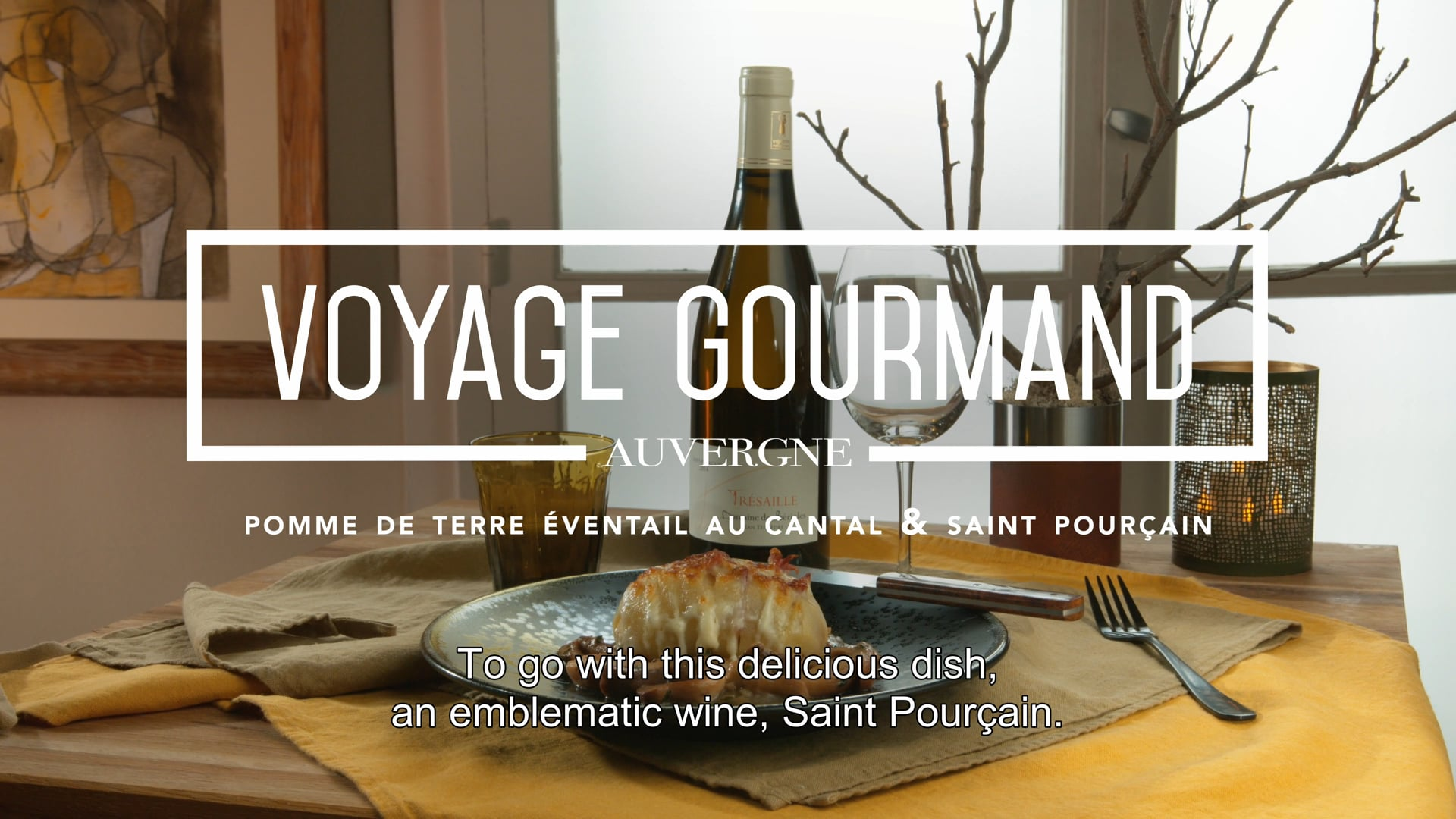 Voyage Gourmand – Le Cantal