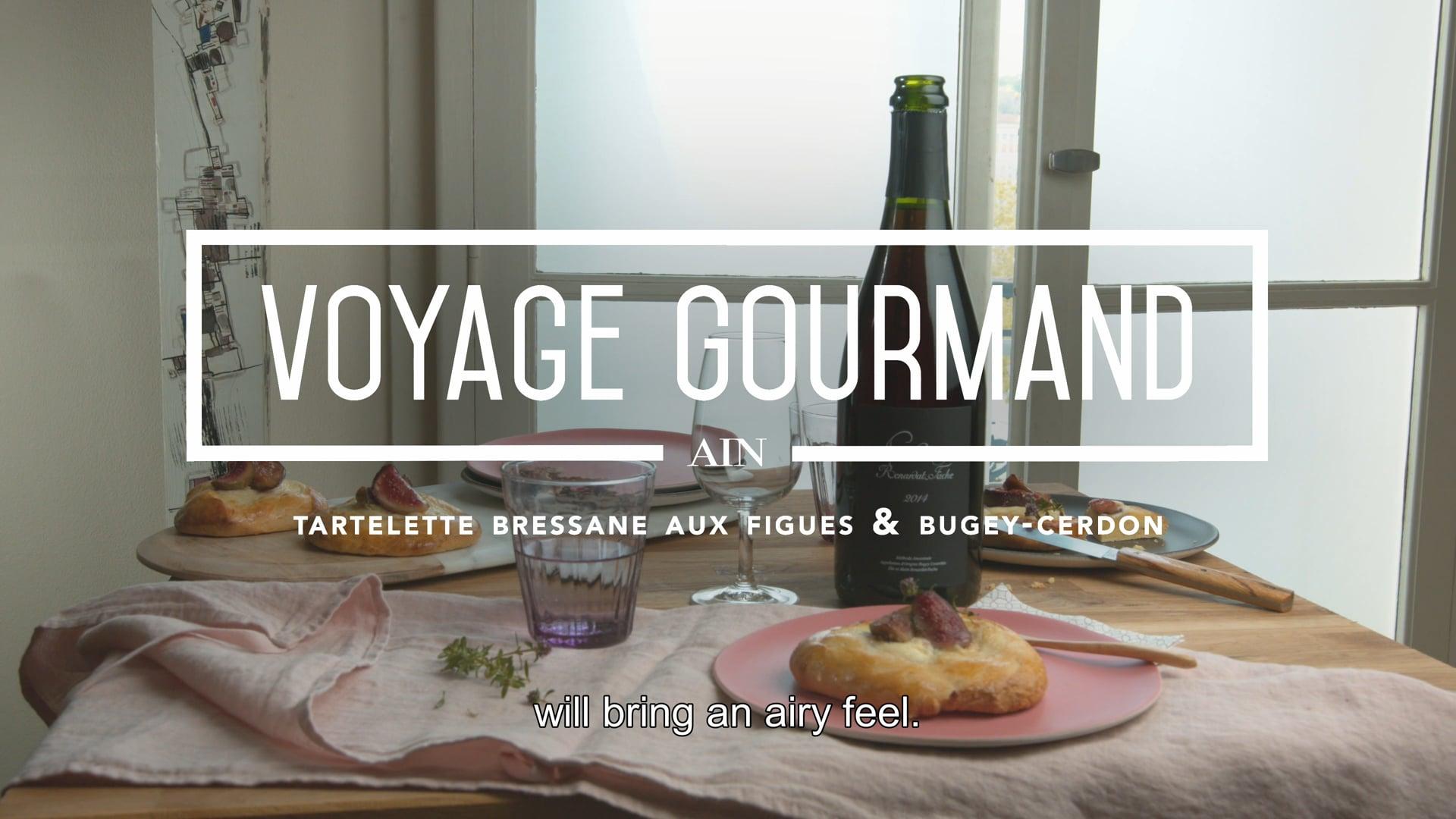 Voyage Gourmand – La crême de Bresse