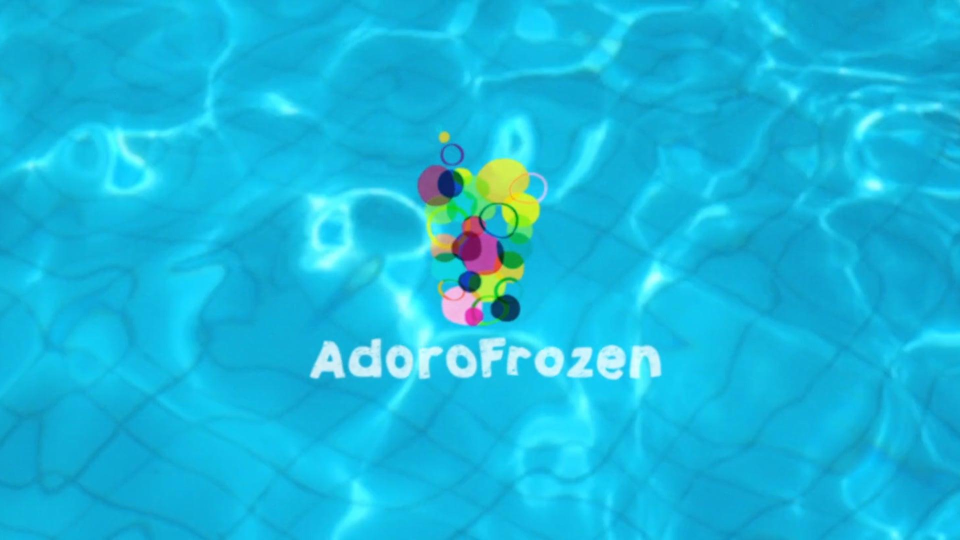 AdoroFrozen | Pool Party