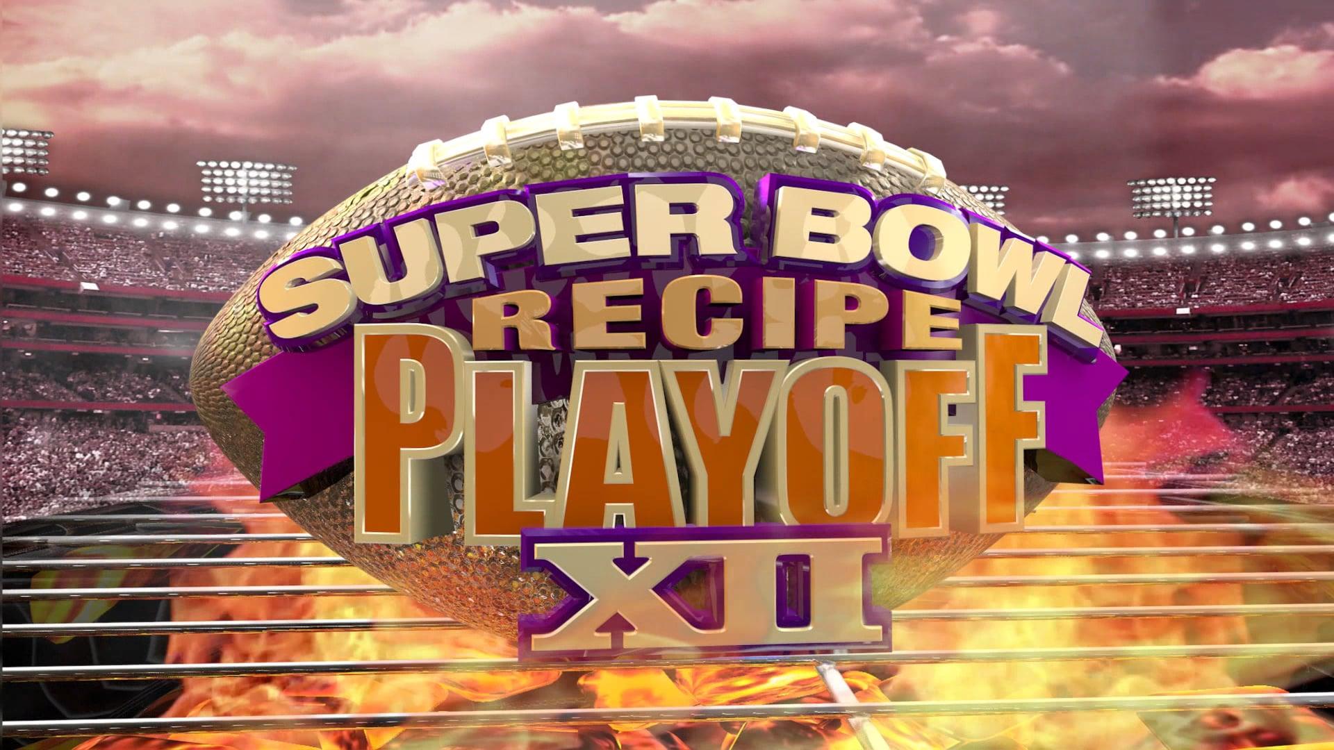 Superbowl Recipe Playoff