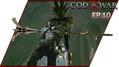 This Dude is TRYNA KILL US! - God of War Walkthrough EP.10