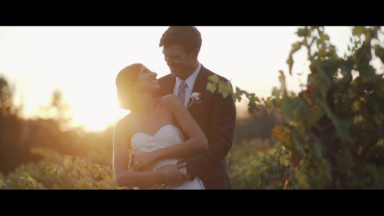 Carolyn + John | Running Rabbit Ranch & Vineyard Wedding