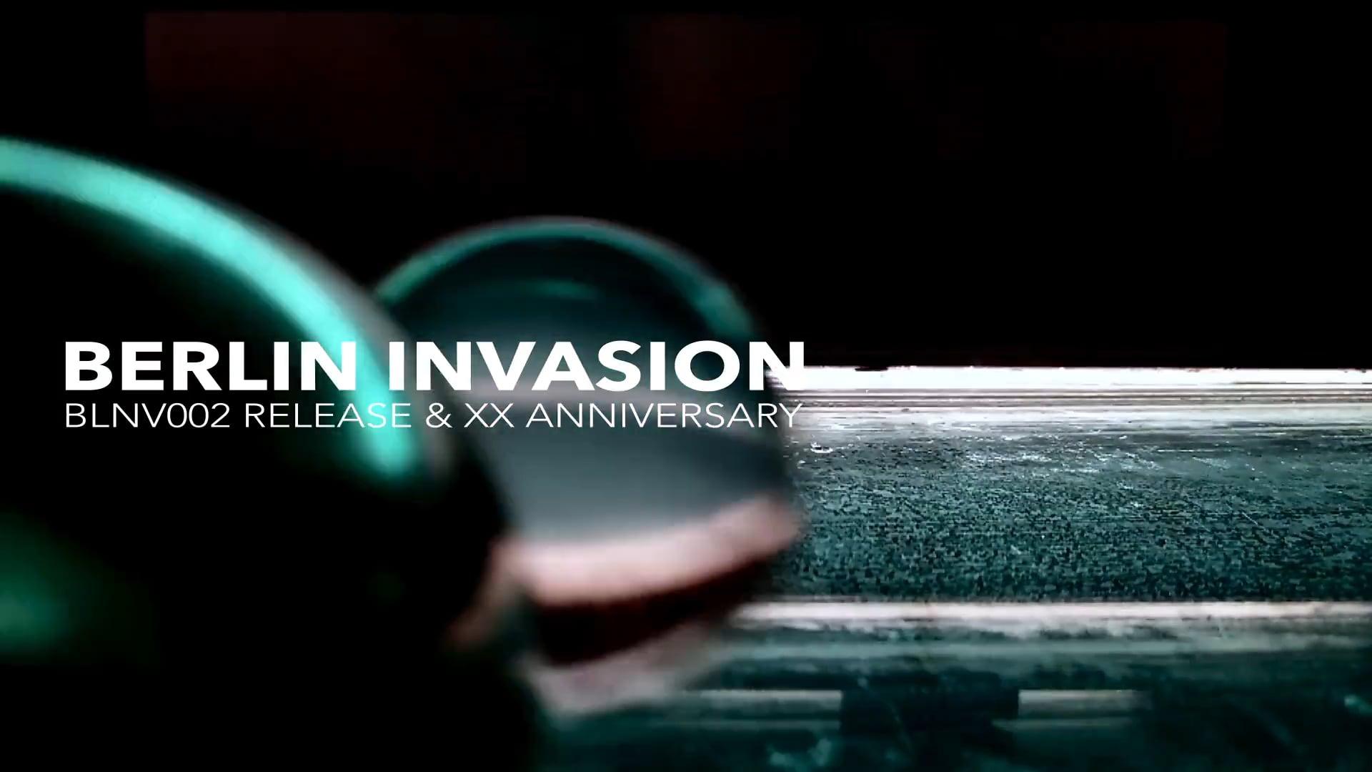 BERLIN INVASION #20