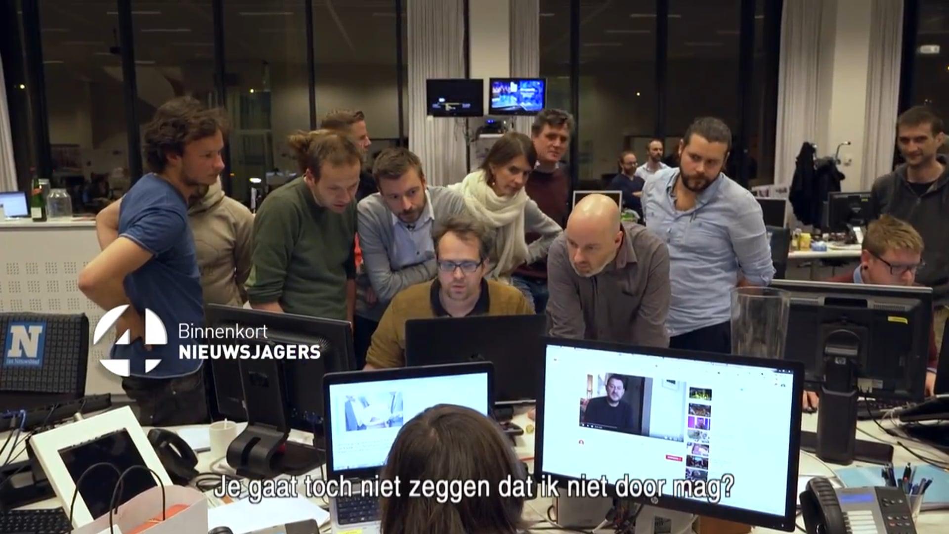 Nieuwsjagers launch trailer