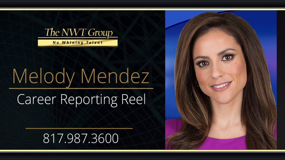 Career Reporting Reel