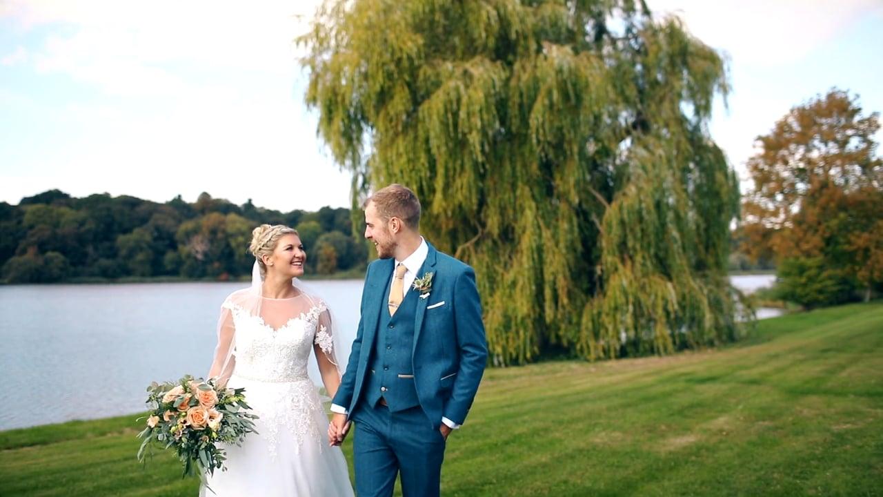 Abbie and Matt's Wedding highlight Video at Combermere Abbey