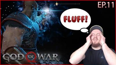Jimbo RAGE QUITS Off The Game! - God of War Walkthrough EP.11