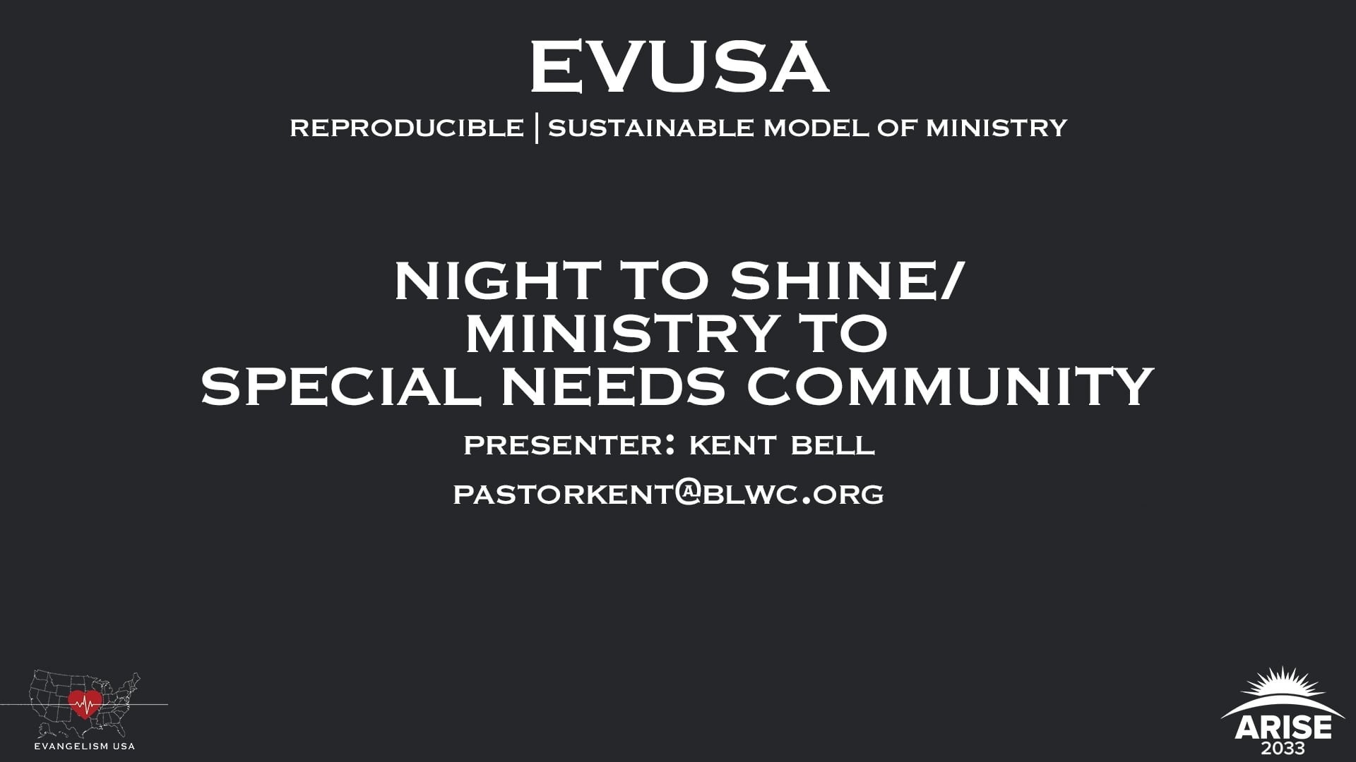Night to Shine // Special Needs Ministry