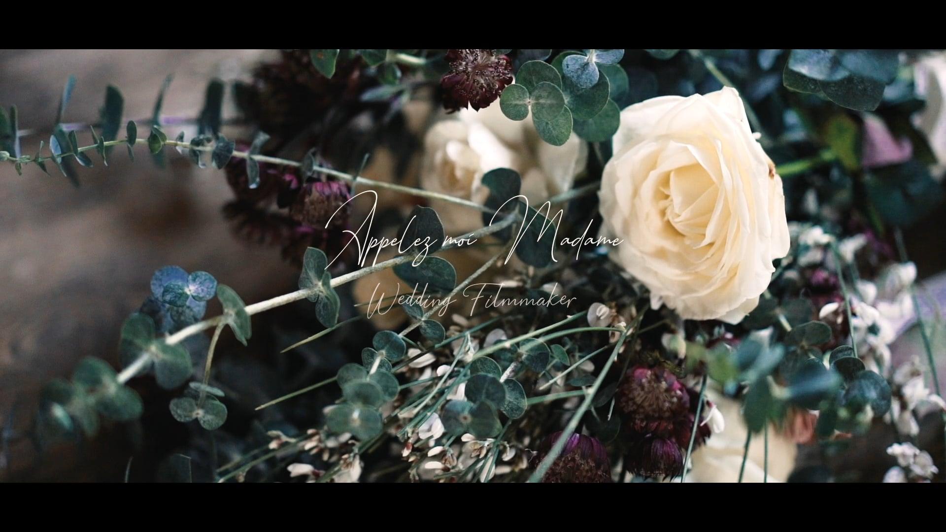 Rock & Folk Wedding - Alice & Pierre