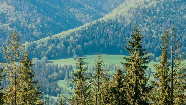 Tatransky National Park - 4K HDR Documentary Film