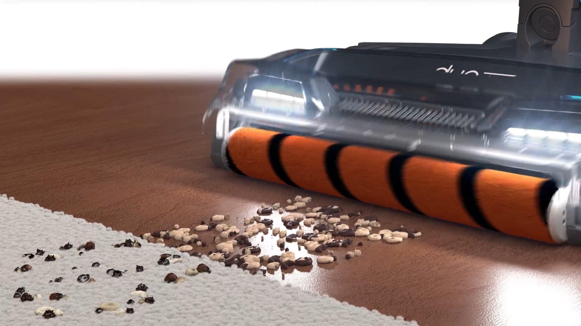 Shark Vacuum Direct Response 3D Product Animations