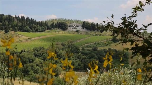 Historical estate in the heart of the 'Chianti Classico