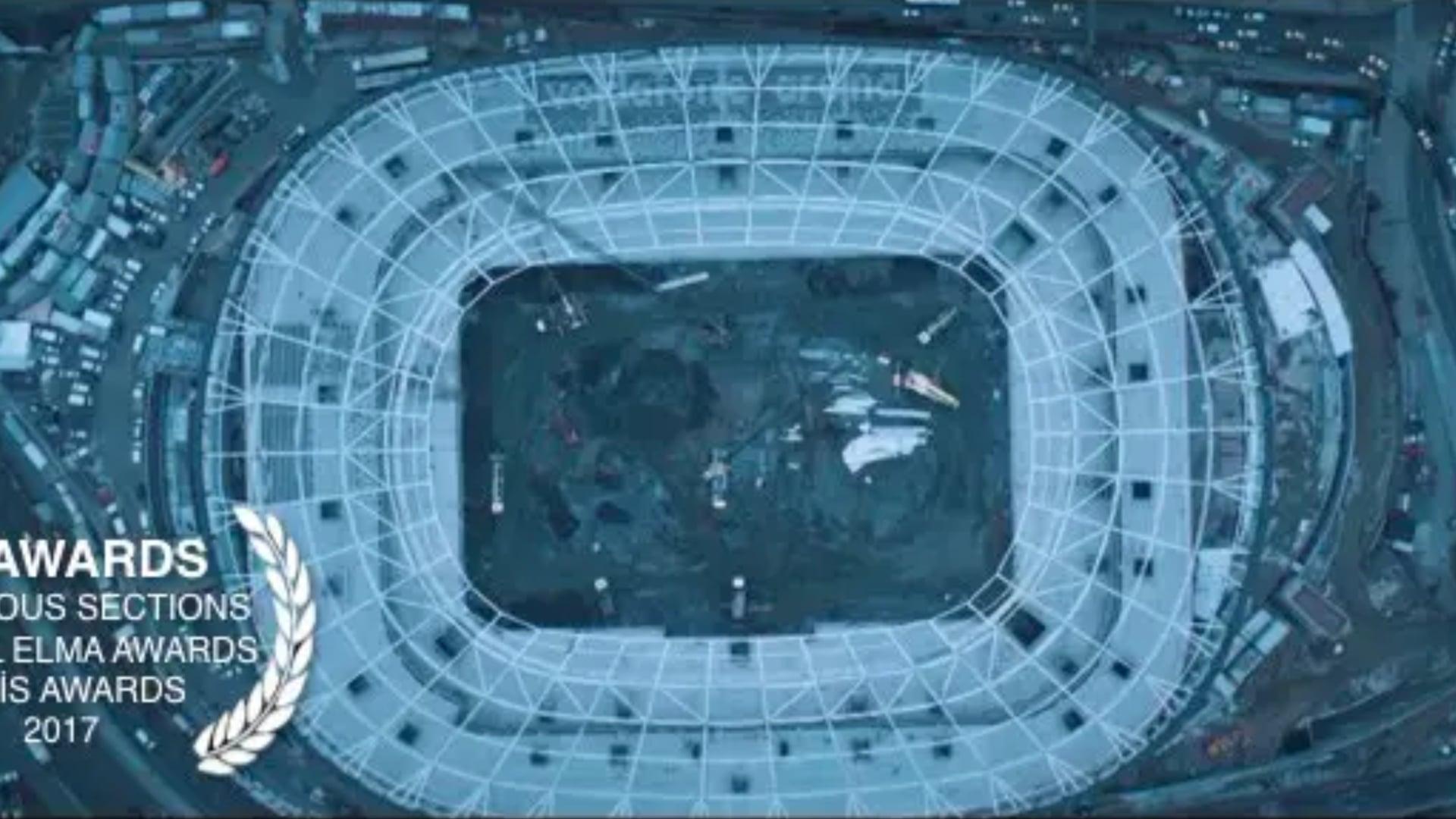Umut Aral-Vodafone Arena Stadium
