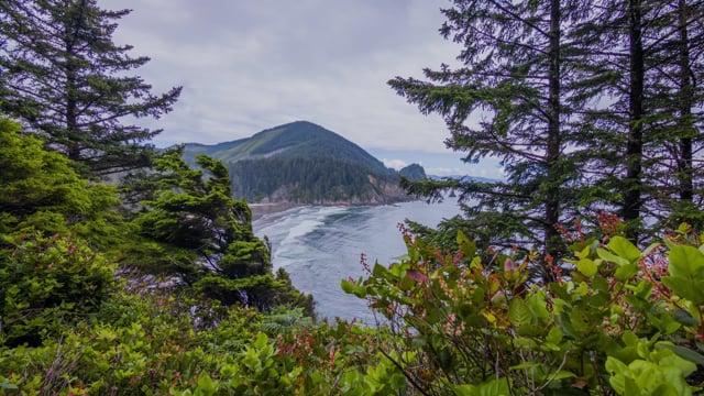 Pacific Northwest: Coastal Oregon. 1 - 4K HDR
