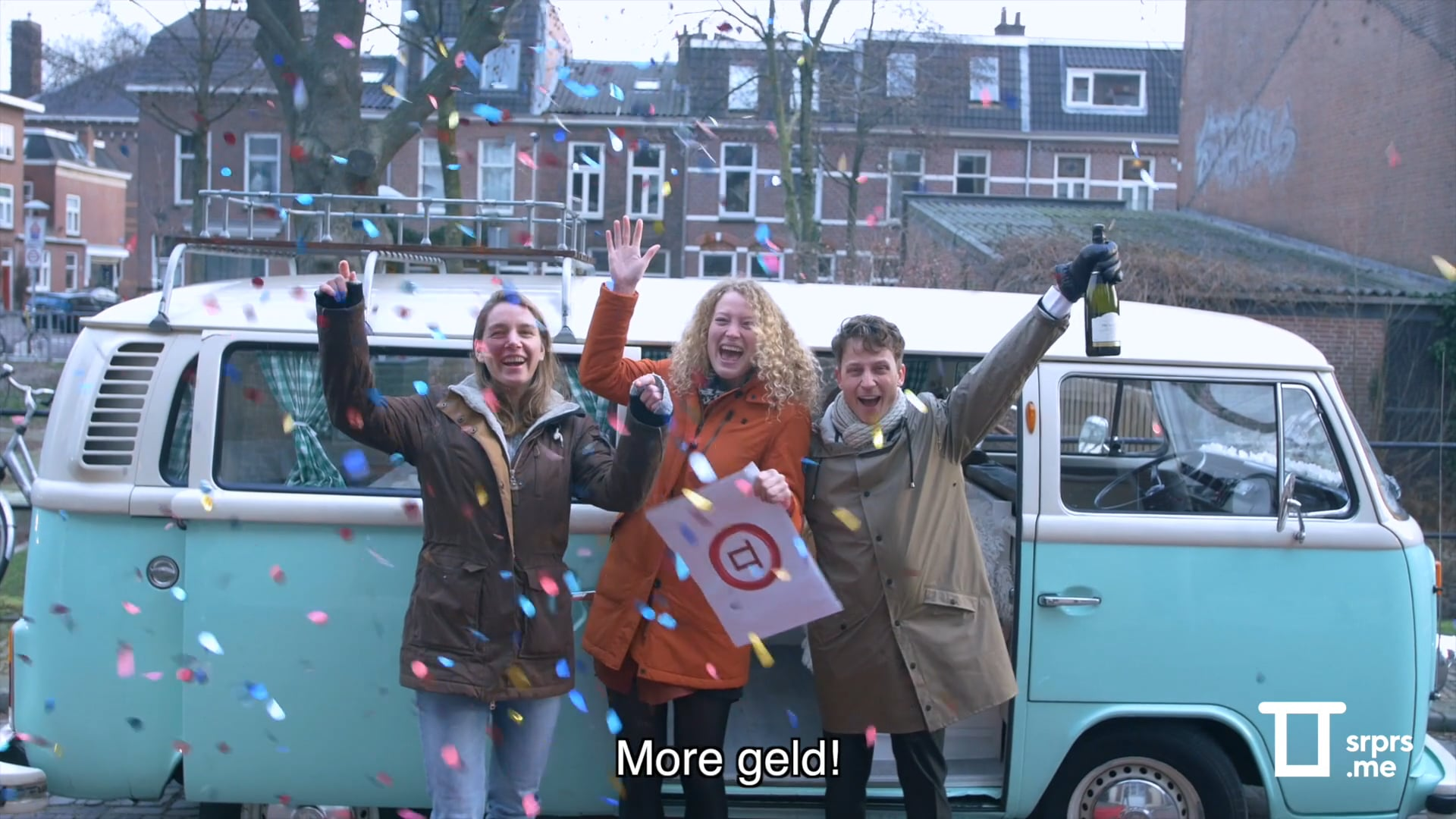 sprs.me - Give away actie