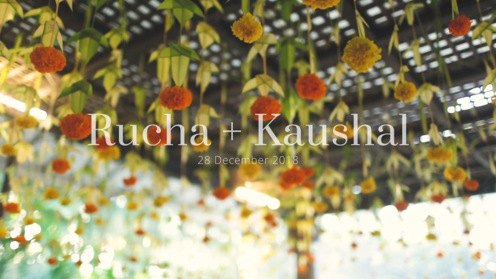 Rucha + Kaushal