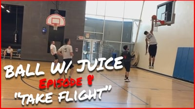 Oh SNAP I Took Flight! - BALL with JUICE Ep.8
