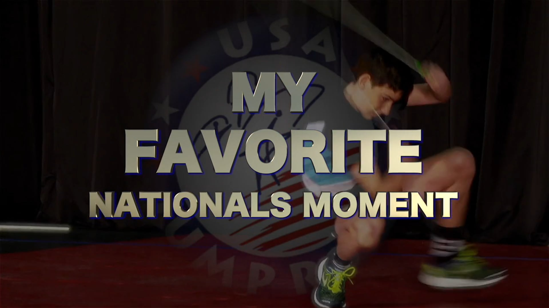 My Nationals Moment - Beverly
