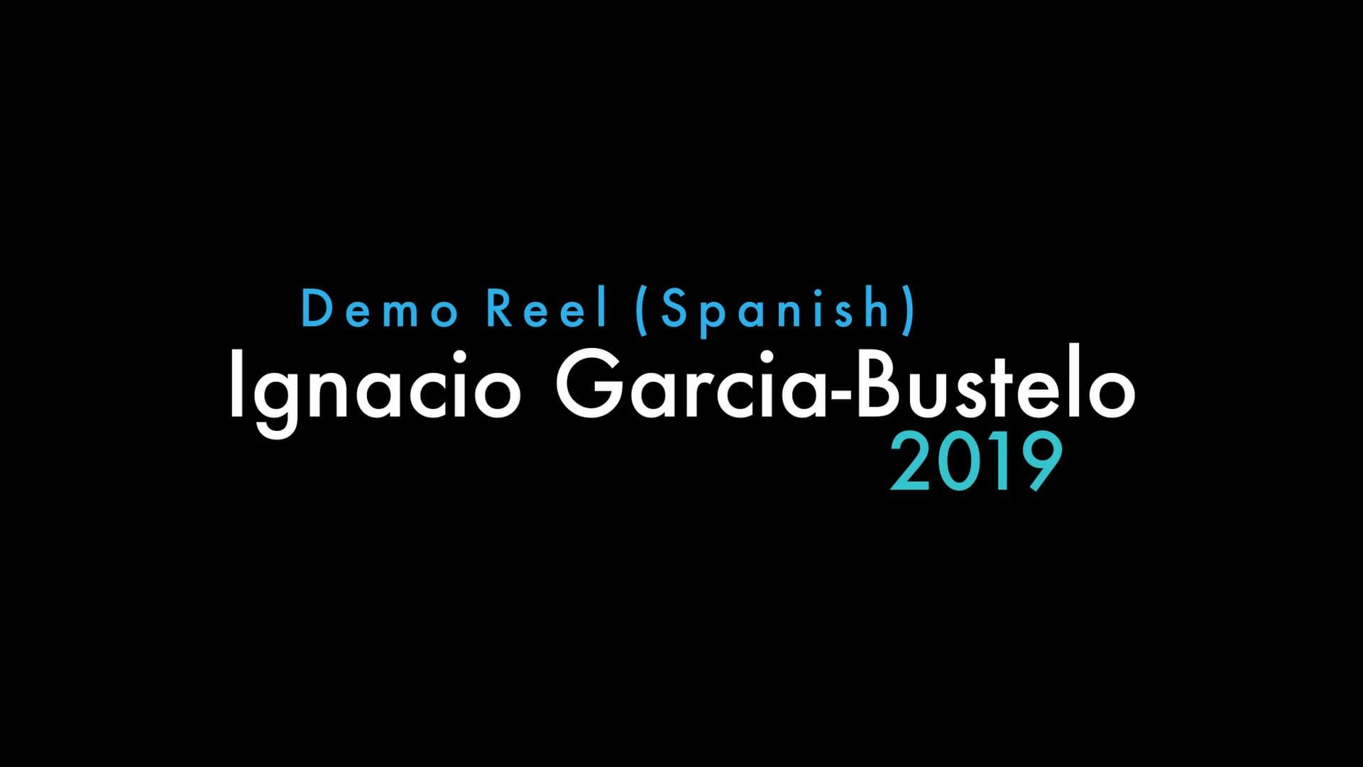 DemoReel_Spanish_2019