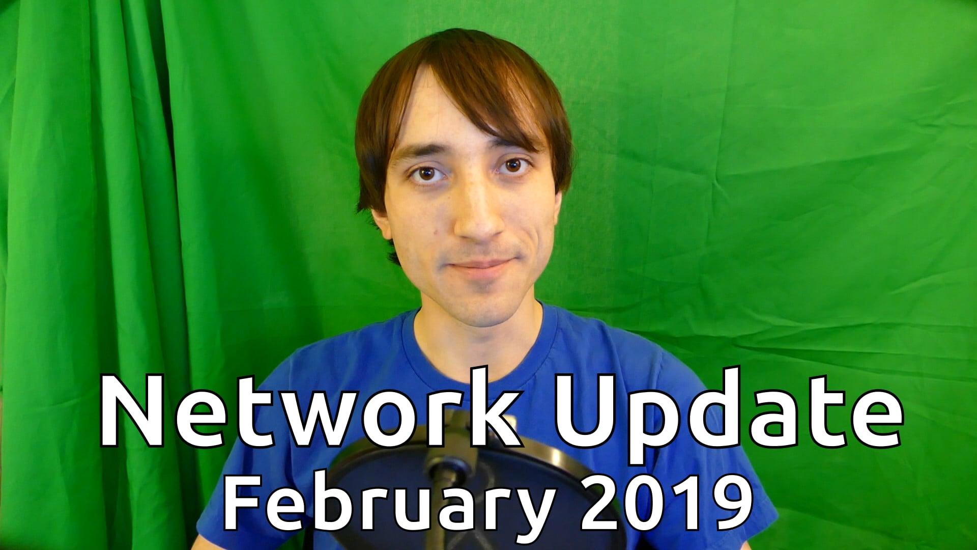 NOTS Network Update - February 2019