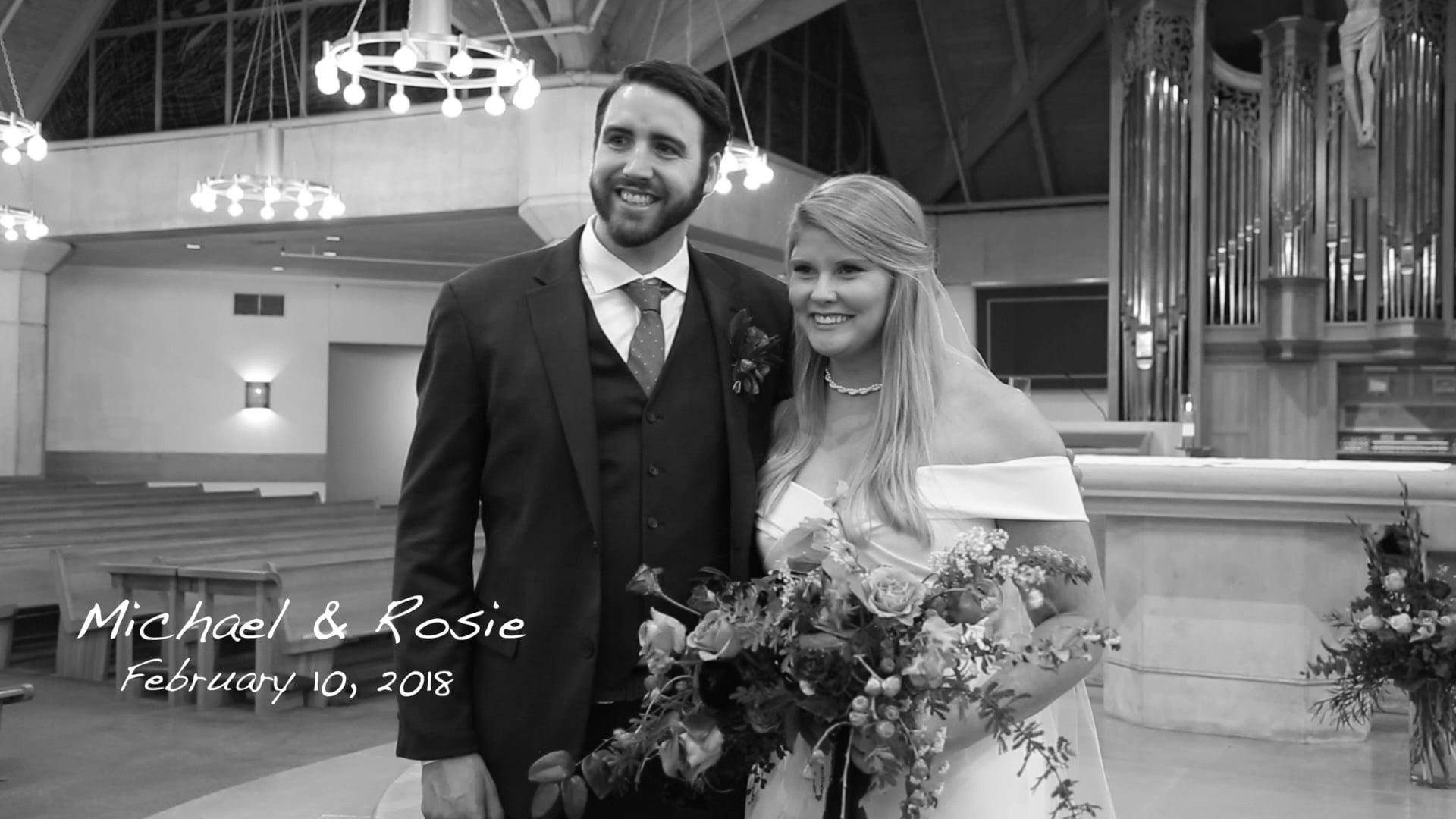 Rosie and Michael Reichenstein