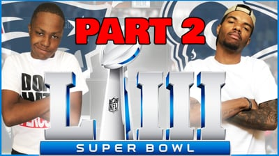Super Bowl Watch Party Stream (Part 2)