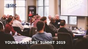 Young Pastors Summit Highlights   SBC of Virginia