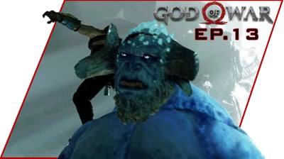 This Game Has GOTTEN OUT OF CONTROL! - God of War Walkthrough EP.13