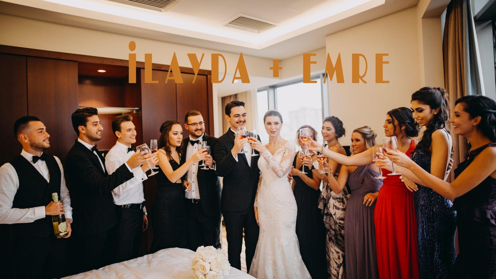 İlayda + Emre   Silivri Garden Düğün Hikayesi