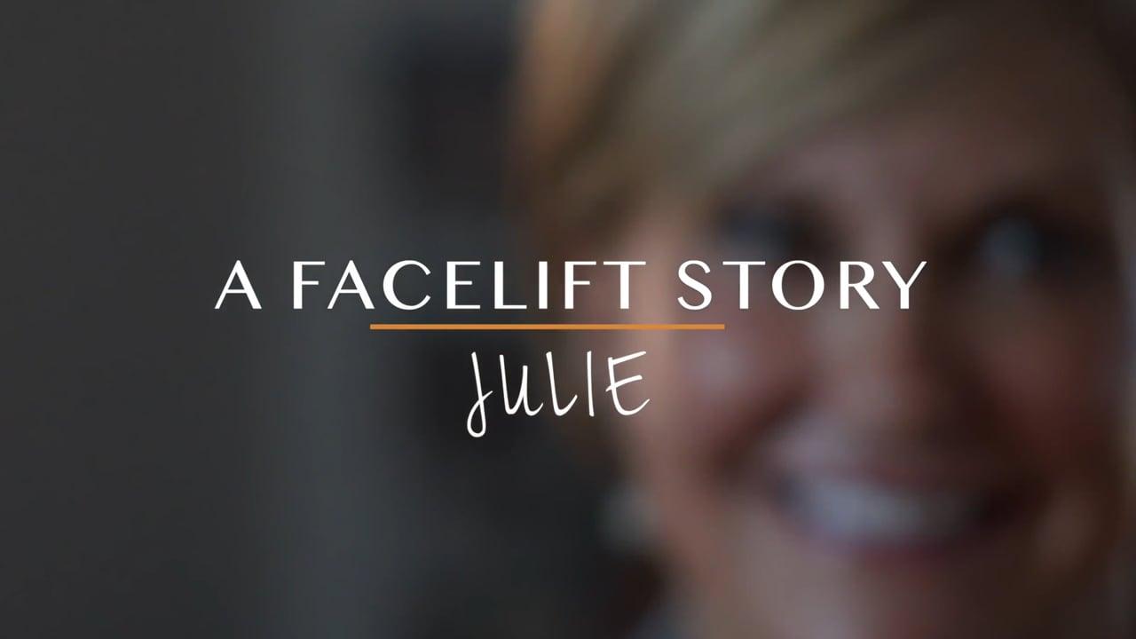 A Facelift Story - Julie Ep1