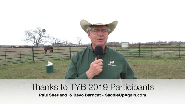 Thanks to TYB2019 Participants