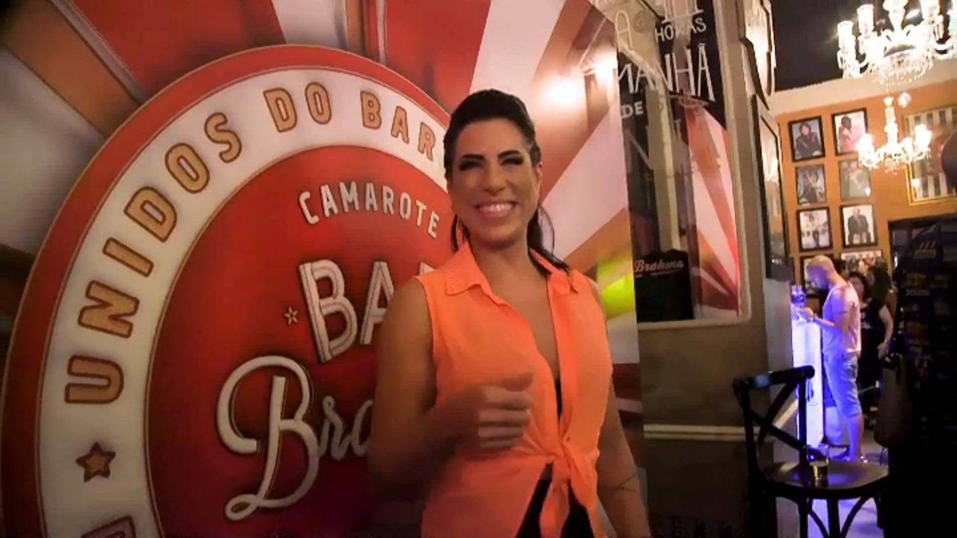 Esquenta para o carnaval 2019 - Camarote Bar Brahma - O MAIOR CARNAVAL DO BRASIL